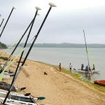 Obidos Lagoon in Foz do Arelho, Sailing School