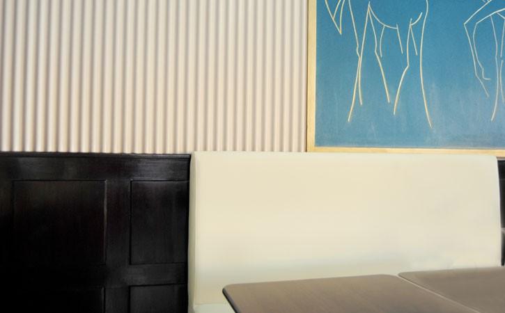 Espaços Comerciais Emblemáticos, Café Ceentral, detalhe interior, Gocaldas, o teu Guia Turístico Local