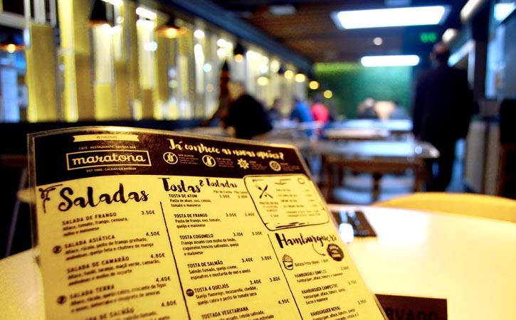 Restaurantes Caldas da Rainha, Maratona