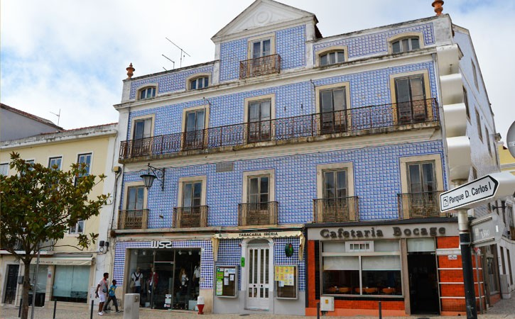 Espaços Comerciais Emblemáticos, Pastelaria Bocage, Gocaldas, o teu Guia Turístico Local