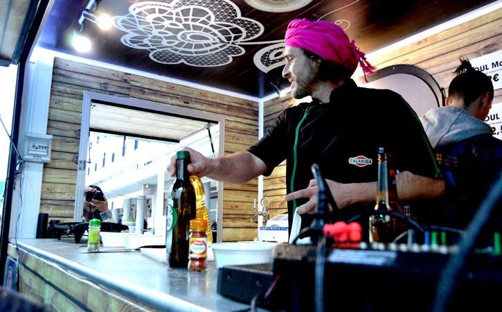 Eventos Anuais nas Caldas da Rainha, Caldas Street Food, Chakall, Gocaldas, o teu Guia Turístico Local