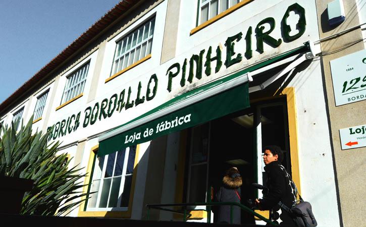 Fábrica Bordallo Pinheiro Caldas da Rainha, GoCaldas, o teu Guia Turístico Local