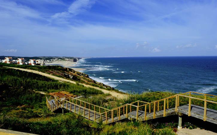 Sites to Holding Hands in Caldas da Rainha, walking spot