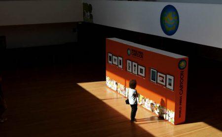 Congress and Cultural Center in Caldas da Rainha