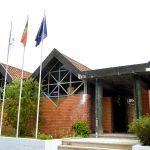 Parque de Campismo Orbitur, Foz do Arelho, entrada do parque, Gocaldas, o teu Guia Turístico Local