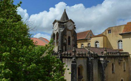 Igreja Nossa Senhora do Populo em Caldas da Rainha