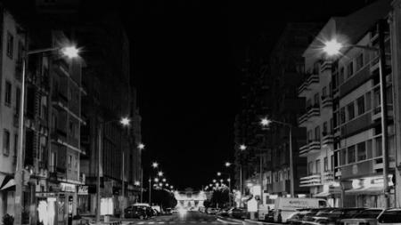 Ruas e Avenidas nas Caldas da Rainha