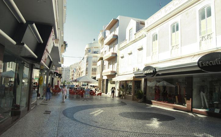 Ruas e Avenidas nas Caldas da Rainha, Rua Dr. Miguel Bombarda, Gocaldas, o teu Guia Turístico Local