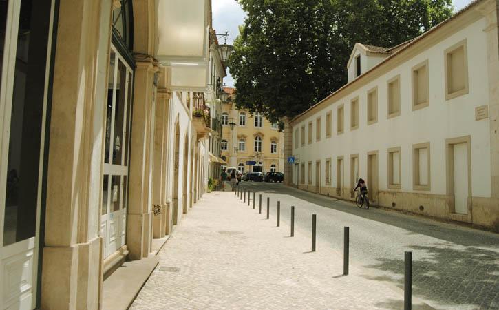 Ruas e Avenidas nas Caldas da Rainha, Rua de Camões, Gocaldas o teu Guia Turístico Local