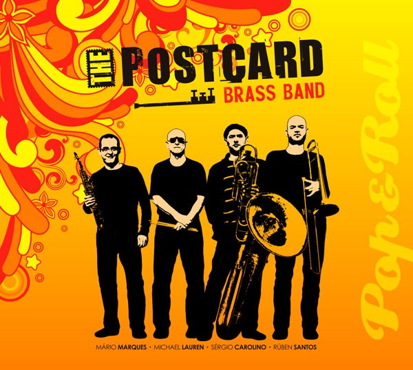 The Postcard Brass Band Caldas nice Jazz Festival Caldas da Rainha GoCaldas