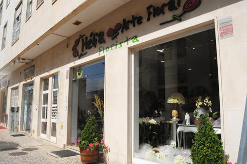 Loja Helia Arte Floral em Caldas da Rainha GoCaldas