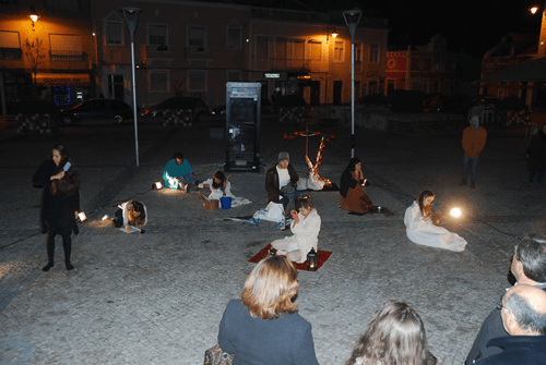 Festival Ofélia Caldas da Rainha, performances
