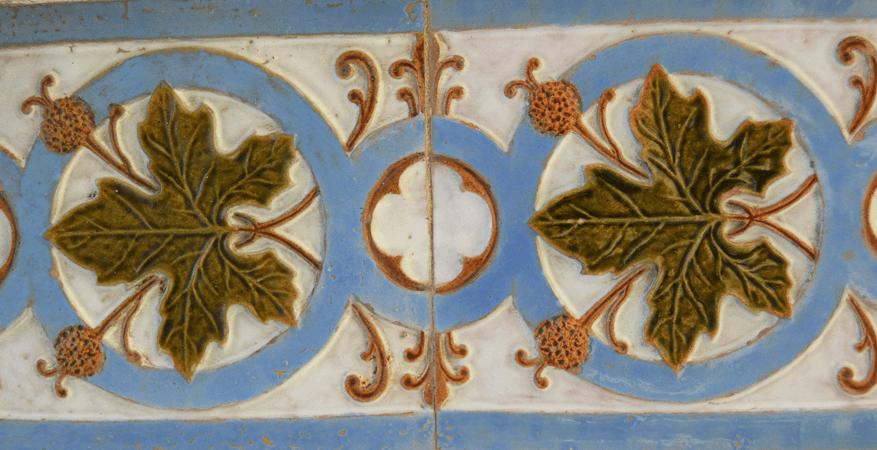 Cerâmica nas Caldas