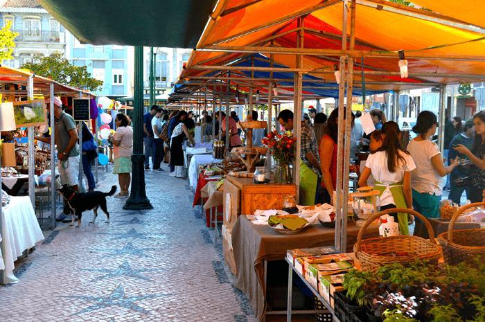 Caldas à Mesa - Food Tour, Caldas-Street-Food-Festival-Caldas-da-Rinha-Mercado-Cria