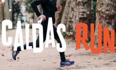 Setembro – Caldas on the run