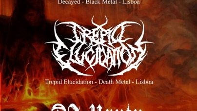 Fevereiro – Decayed, Trepid Elucidation e Dj Urutu
