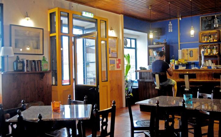 Caravela Bar e Restaurante de Tapas em Foz do Arelho, Gocaldas, o teu Guia Turístico Local