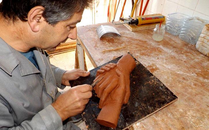 Carlos Oliveira - Escultor e Ceramista