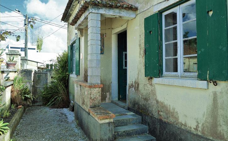 Casa Bernardo, Caldas da Rainha, fachada, Gocaldas, o teu Guia Turístico Local