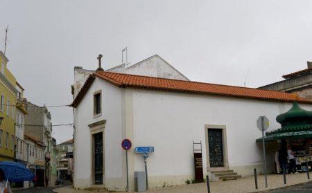 Exterior da Ermida de São Sebastião em Caldas da Rainha // GoCaldas Guia Turístico Local