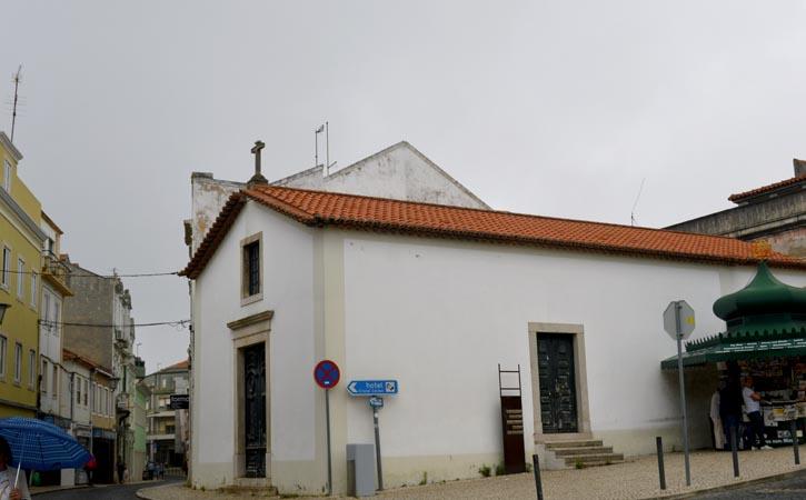 Sites to Holding Hands in Caldas da Rainha, Capela de São Sebastião