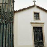 Ermida de São Sebastião, Caldas da Rainha, fachada, Gocaldas, o teu Guia Turístico Local