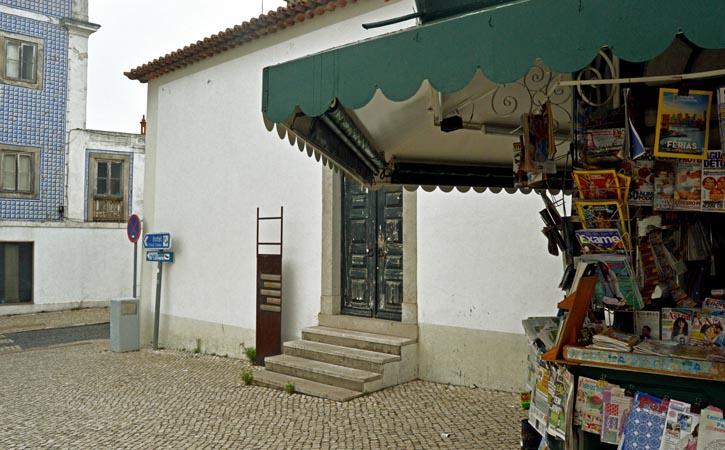 Ermida de São Sebastião, Caldas da Rainha, quiosque, Gocaldas, o teu Guia Turístico Local