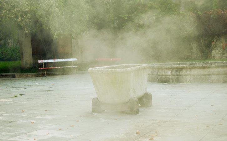 Hospital Termal de Caldas da Rainha, banheira termal, Gocaldas, o teu Guia Turístico Local