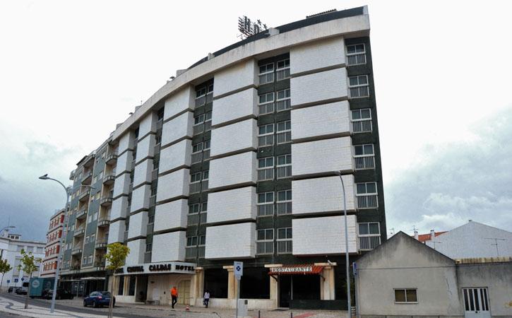 Hotéis em Caldas da Rainha, Hotel Cristal, Caldas da Rainha, Onde ficar, Gocaldas, o teu Guia Turístico Local