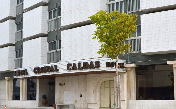 Hotel Cristal, fachada frontal, Gocaldas, o teu Guia Turístico Local