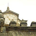 Igreja Nossa Srª do Pópulo, Caldas da Rainha, relógio, Gocaldas, o teu Guia Turístico Local