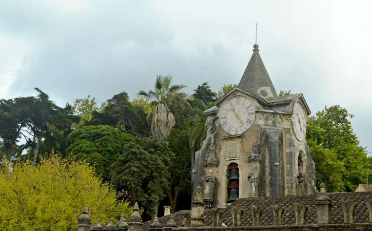 Igreja Nossa Srª do Pópulo, Caldas da Rainha torre sineira, Gocaldas, o teu Guia Turístico Local