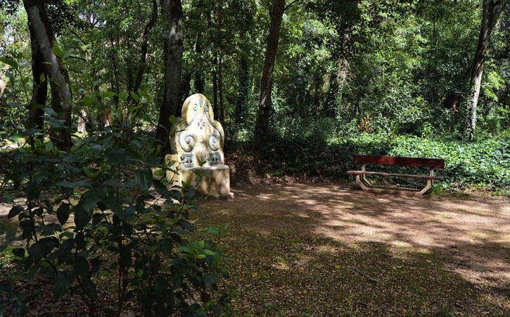 Mata Rainha Dona Leonor, Caldas da Rainha, Fonte, Gocaldas, o teu Guia Turístico Local