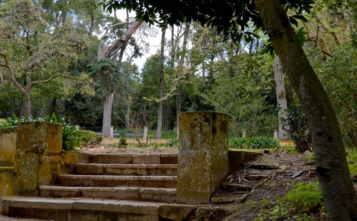 Caldas da Rainha, escadinhas do Jardim da Rainha, Gocaldas, o teu Guia Turístico Local