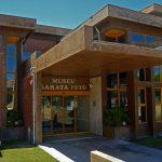 Museu Barata Feyo, Caldas da Rainha, Centro de Artes, fachada, Gocaldas, o teu Guia Turístico Local