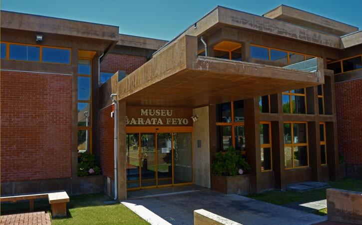 O Melhor dos Bairros, Museu Barata Feyo, Caldas da Rainha, Centro de Artes, fachada, Gocaldas, o teu Guia Turístico Local