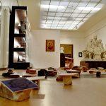 Museu José Malhoa, Caldas da Rainha, sala do Grupo Leão, Gocaldas, o teu Guia Turístico Local