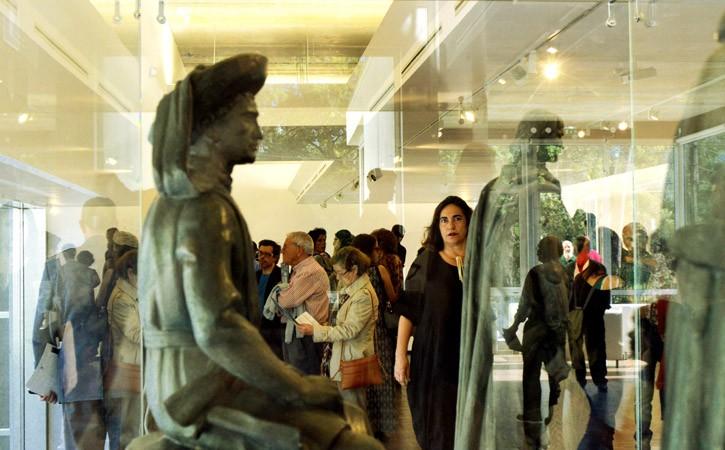 Museu Leopoldo de Almeida, Caldas da Rainha, exposição inaugural, Gocaldas, o teu Guia Turístico Local