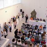 Museu Leopoldo de Almeida, Caldas da Rainha, inauguração, Gocaldas, o teu Guia Turístico Local