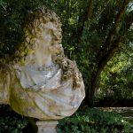 Museu da Cerâmica, Caldas da Rainha, busto de Moliére, Gocaldas, o teu Guia Turístico Local