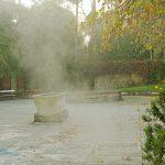 Museu do Hospital e das Caldas, Caldas da Rainha, pátio exterior, Gocaldas, o teu Guia Turístico Local