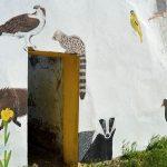 Paúl da Tornada, Caldas da Rainha, mural, Gocaldas, o teu Guia Turístico Local