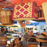 Praça da Fruta, cestaria, Gocaldas, o teu Guia Turístico Local