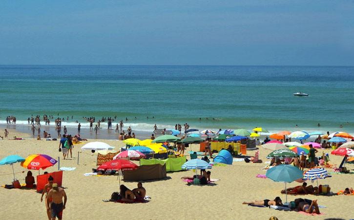 Praia da Foz do Arelho, veraneantes, Gocaldas, o teu Guia Turístico Local