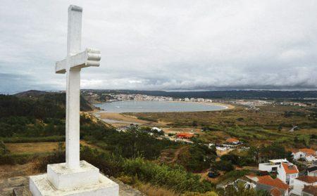 Miradouro de Salir do Porto in Caldas da Rainha