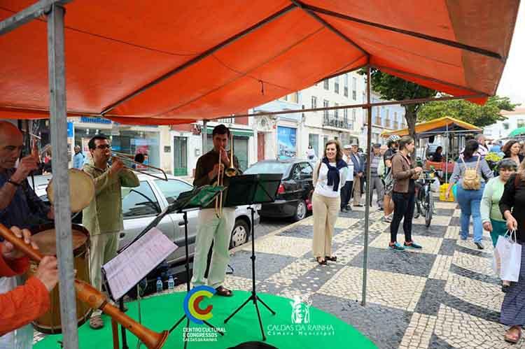 Contactos GoCaldas em Caldas da Rainha - Praça da Fruta