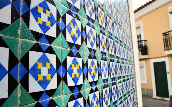 Cerâmica nas Caldas, Rota da Arquitectura Caldas da Rainha, detalhe azulejaria, Gocaldas, o teu Guia Turístico Local