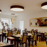 Restaurante Afinidades em Caldas da Rainha, sala de restaurante, Gocaldas, o teu Guia Turístico Local