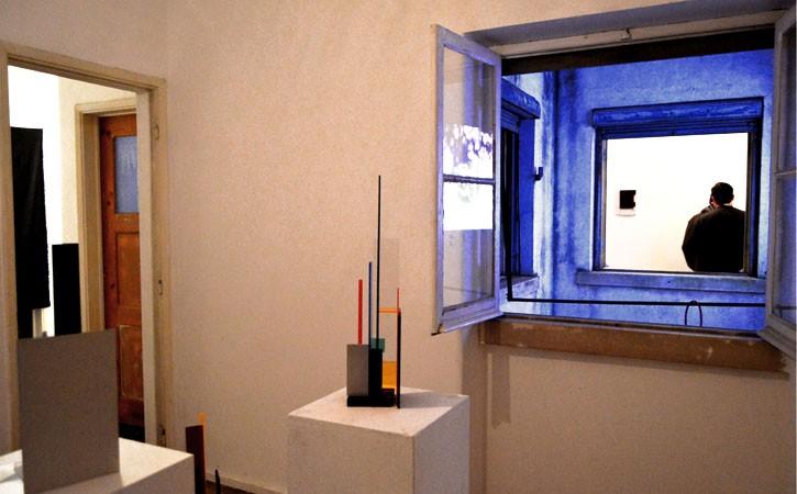 Museus e Galerias em Caldas da Rainha Museu Bernardo, interior, em Caldas da Rainha