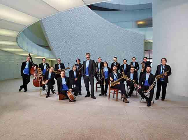 Caldas da Rainha Caldas nice Jazz 2018 Orquestra de Jazz de Matosinhos